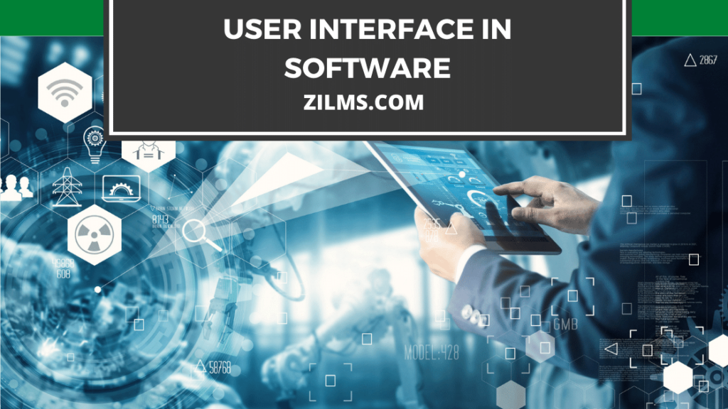 USER INTERFACE DESIGN IN SOFTWARE