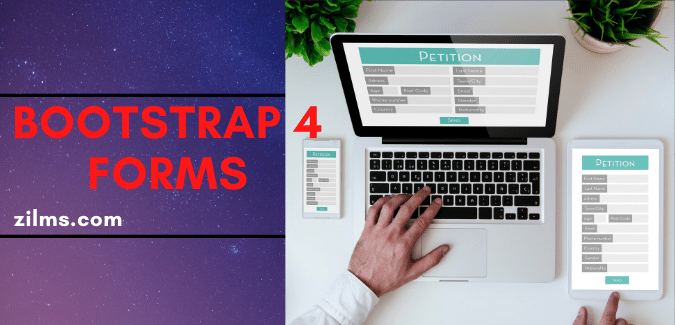 BOOTSTRAP 4 FORMS